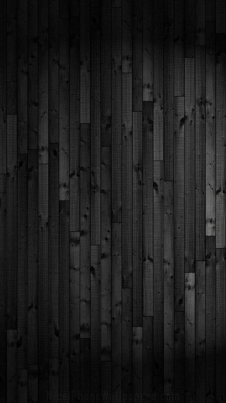 Black wood iPhone 66 plus wallpaper and background 750x1334