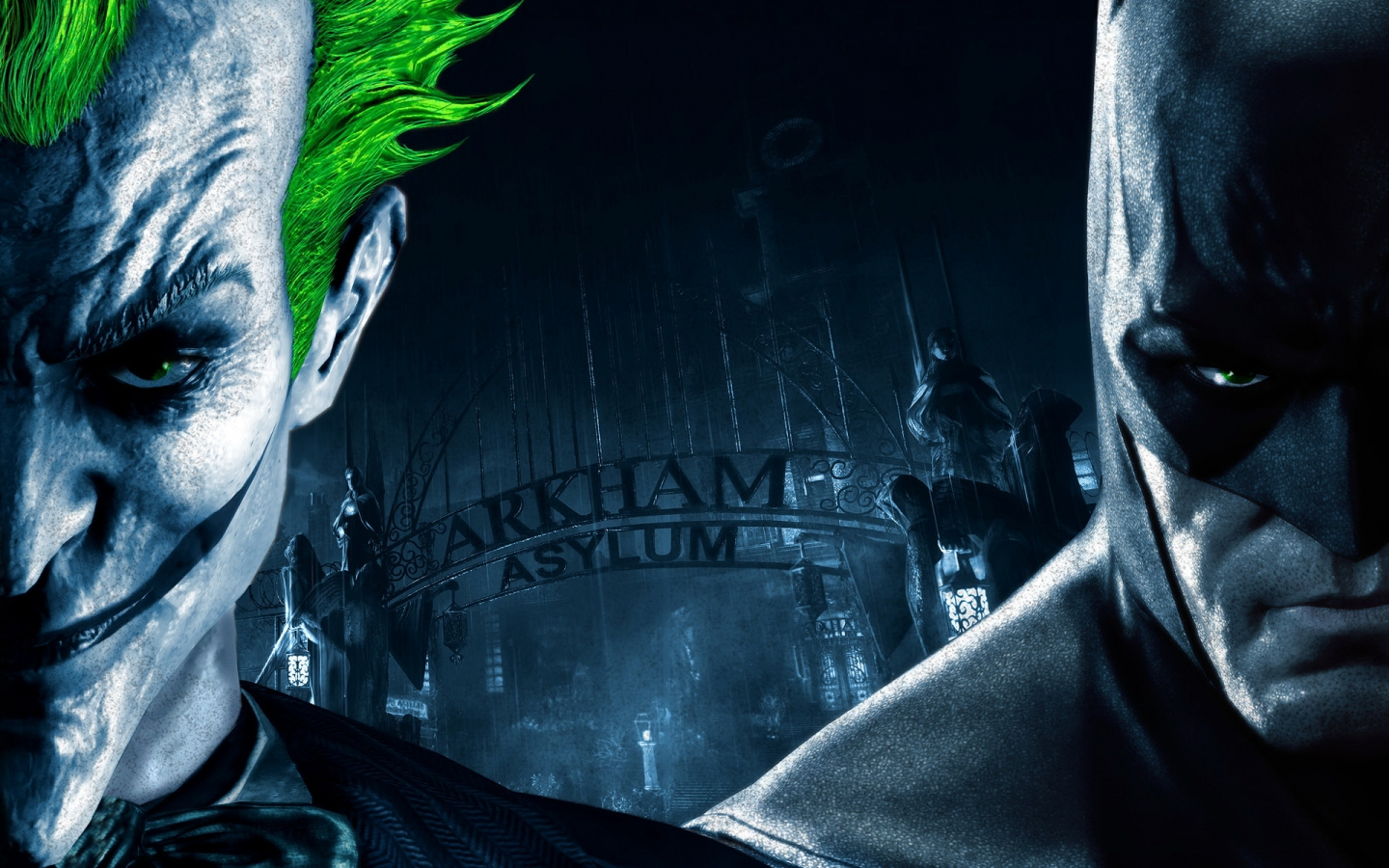Joker Vs Batman Wallpaper   1440x900 iWallHD   Wallpaper HD 1440x900