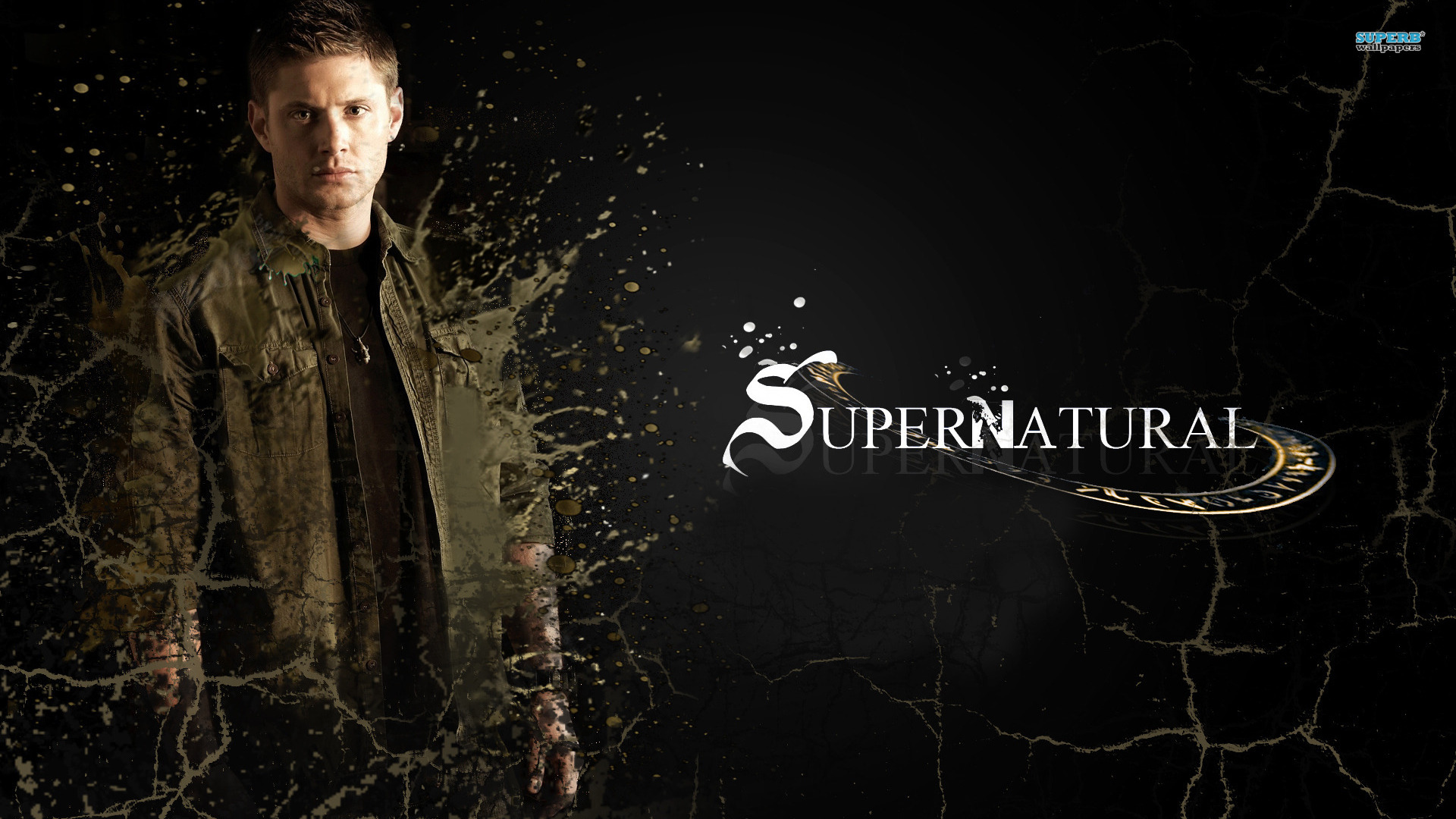 Supernatural Logo Desktop 1920x1080