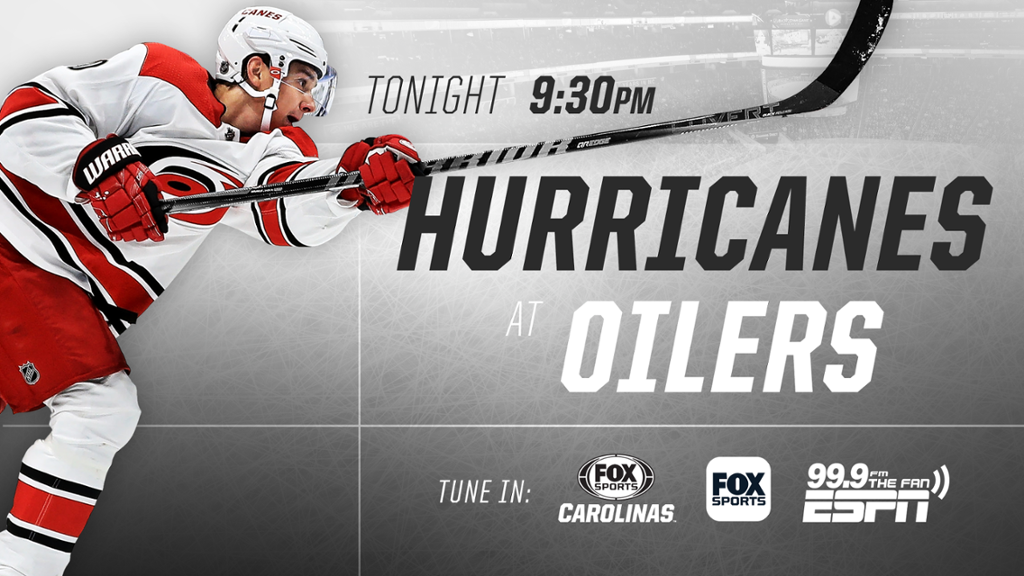 Preview Hurricanes at Oilers 1024x576