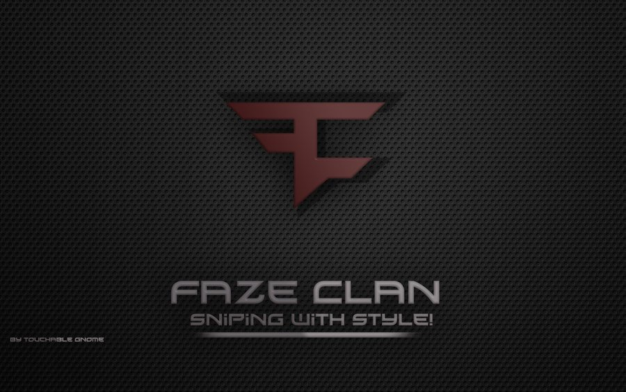 Unofficial FaZe Clan Background by TouchableGnome 900x563
