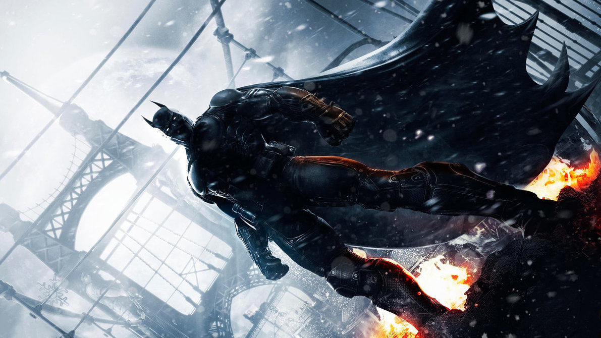 Batman Arkham Origins by vgwallpapers 1191x670
