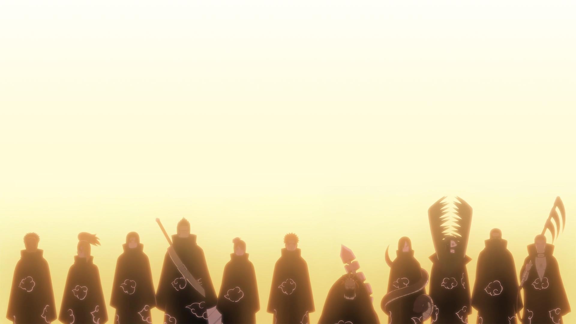 Download Akatsuki Backgrounds 1920x1080