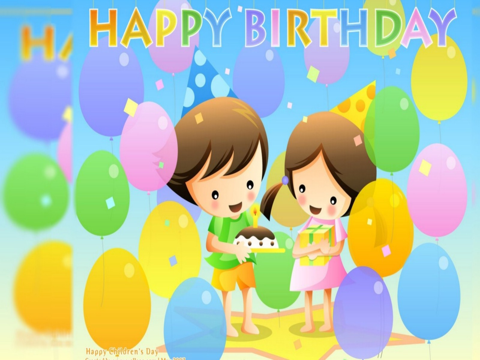 Pics Photos   Funny Birthday Wallpapers 1600x1200