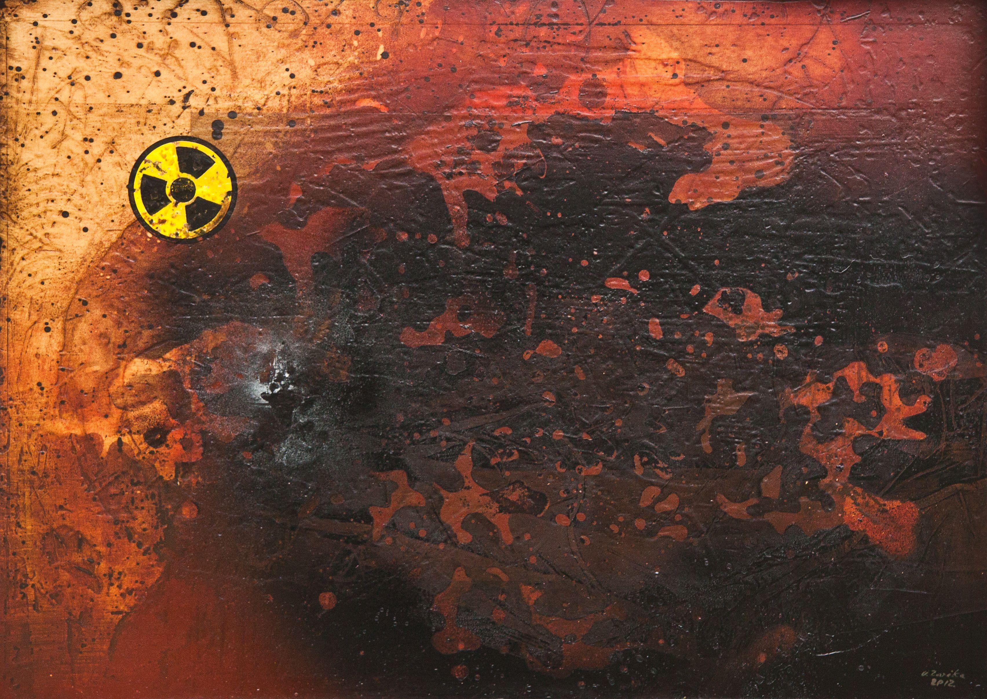 Art Cart   Natural background radiation 3408x2412
