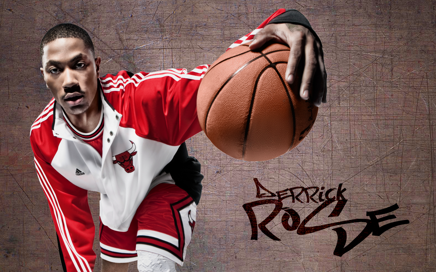 Derrick Rose Wallpaper HD Download For Desktop 1440x900