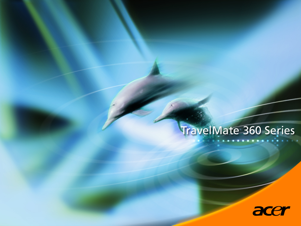 1024x768 Acer dolphins desktop PC and Mac wallpaper 1024x768