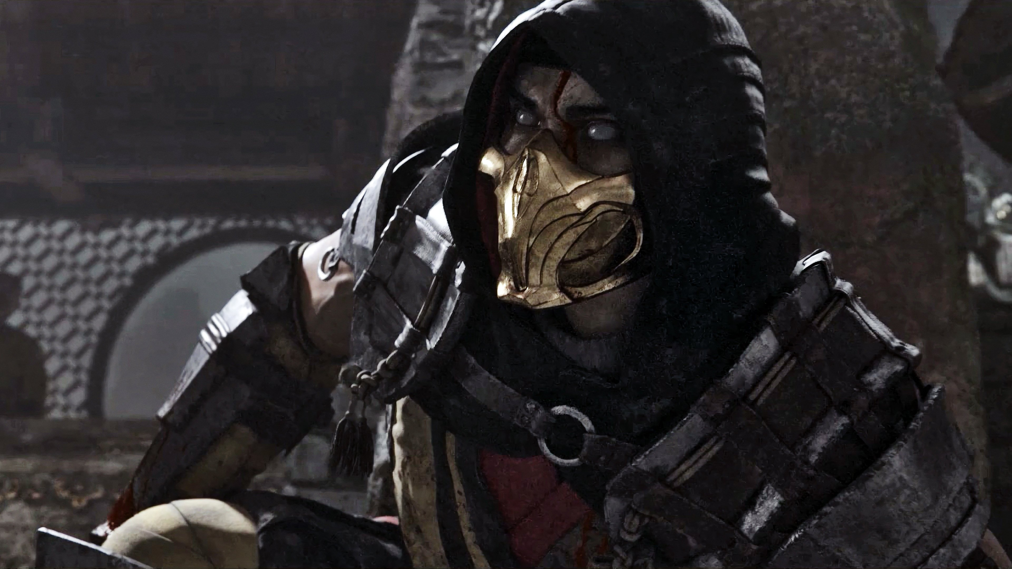 Free Download Mortal Kombat 11 4k 8k Hd Wallpaper 3840x2160 For