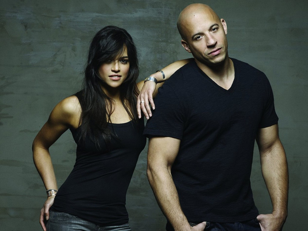 Fast and Furious 7 Wallpapers 1000x750