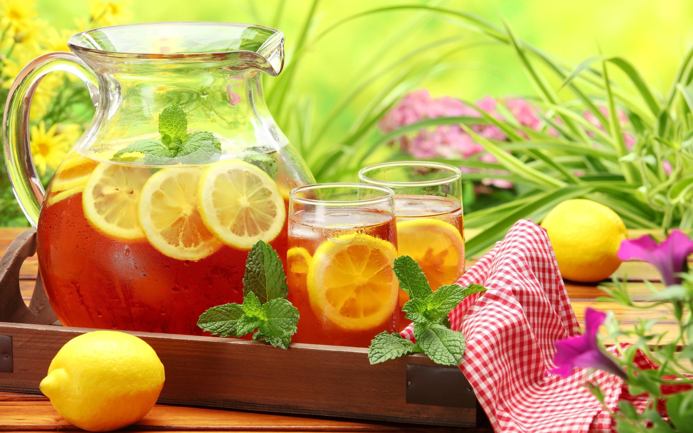 Как сделать из чая сок