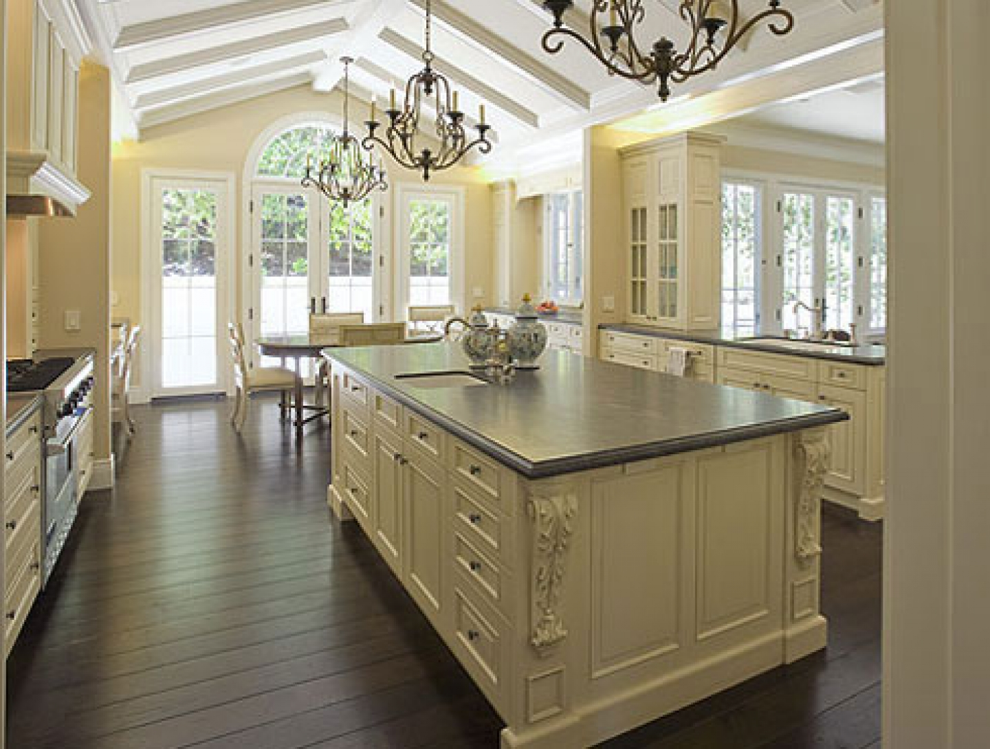 Free download Pictures of french country kitchen design ...