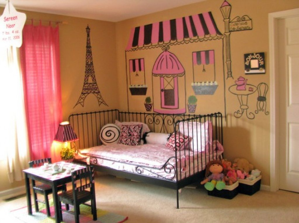 Paris Wallpaper For Bedroom   Renovatix