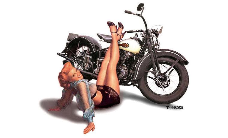 Harley Pin Up Girls   Page 3   Harley Davidson Forums 760x462