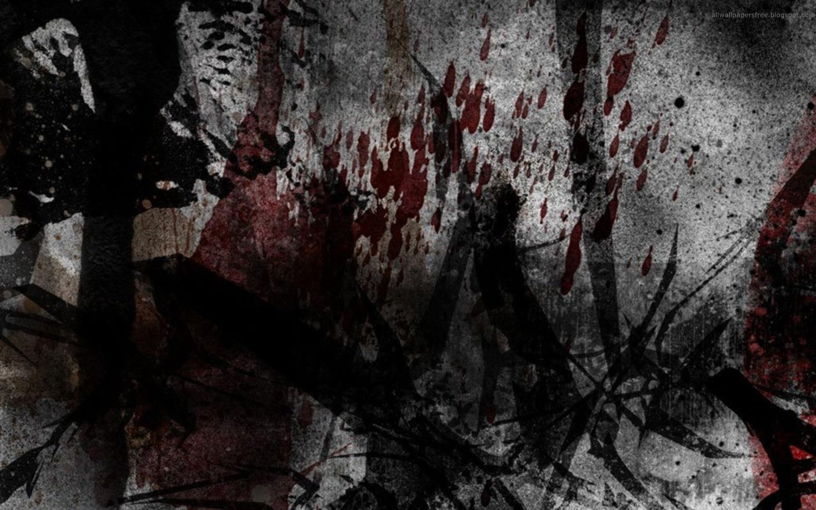 45+] Dark Horror Wallpaper on WallpaperSafari