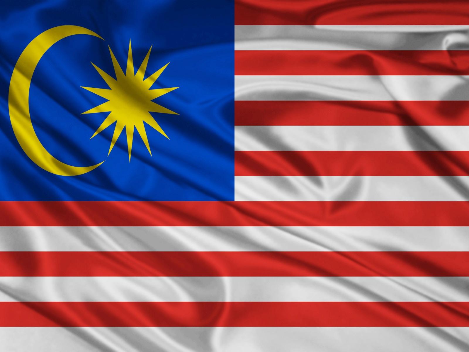 1600x1200 Malaysia Flag desktop PC and Mac wallpaper 1600x1200