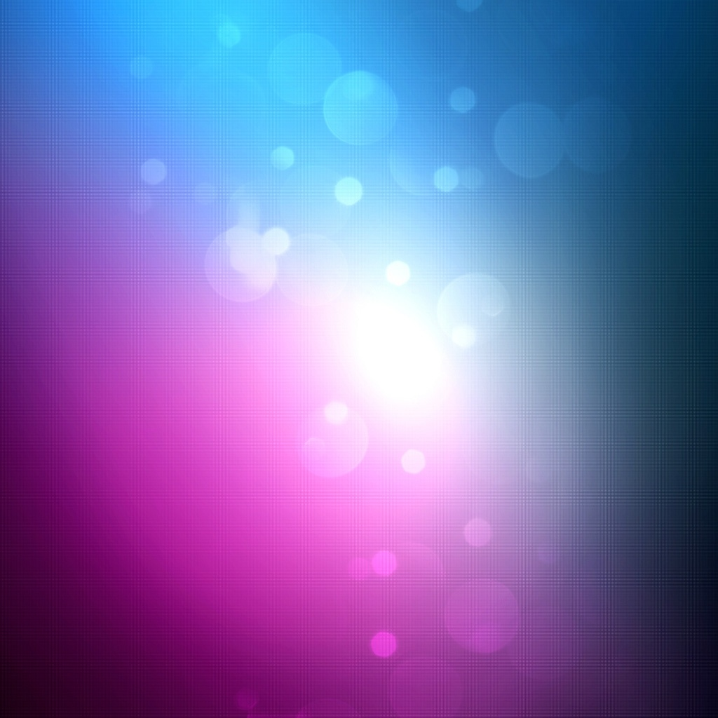 purple blue bokeh iPad Backgrounds Best iPad Wallpaper Wallpaper 1024x1024