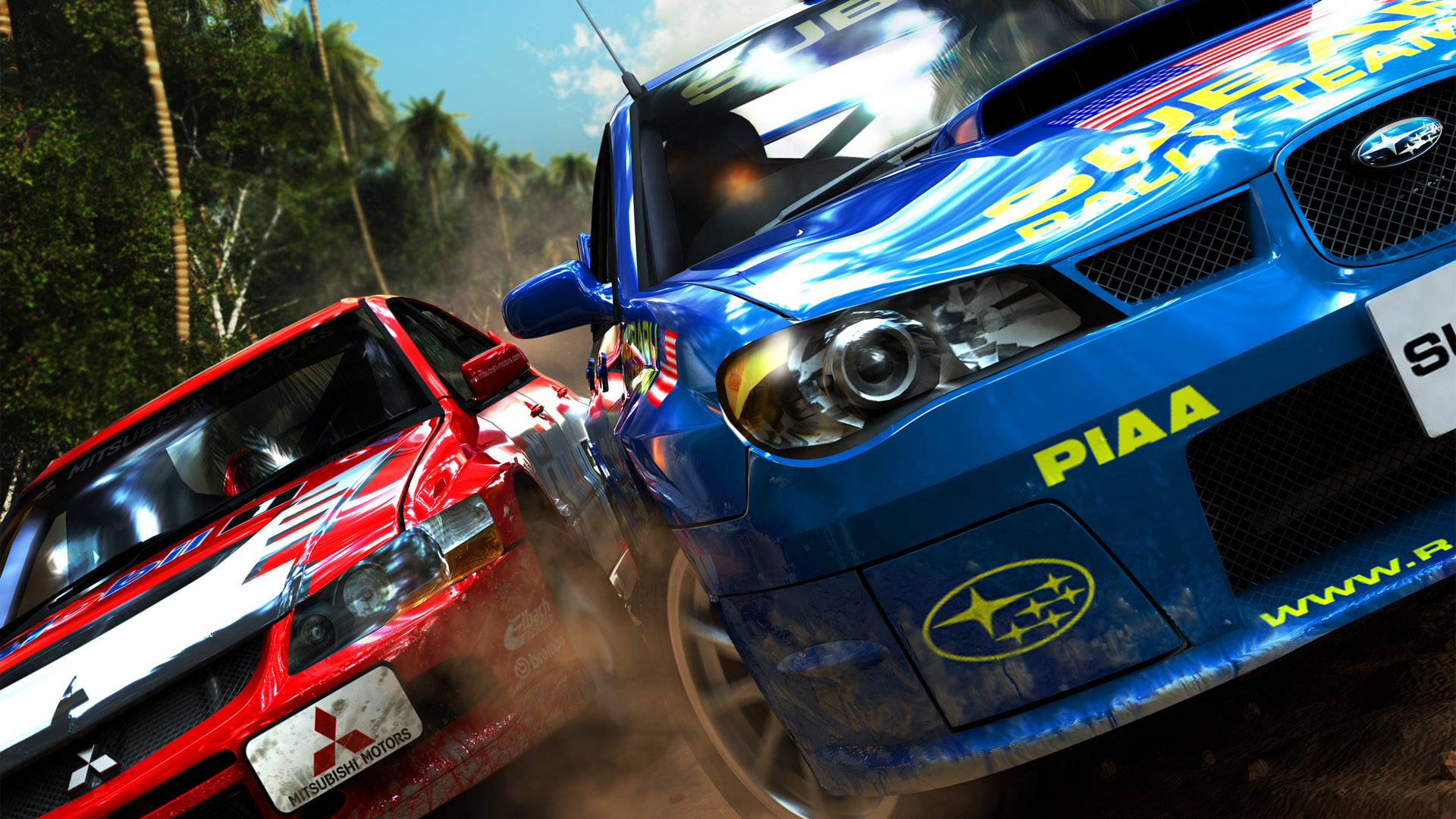 Best Rally Cars >> Gaming Wallpapers - WallpaperSafari