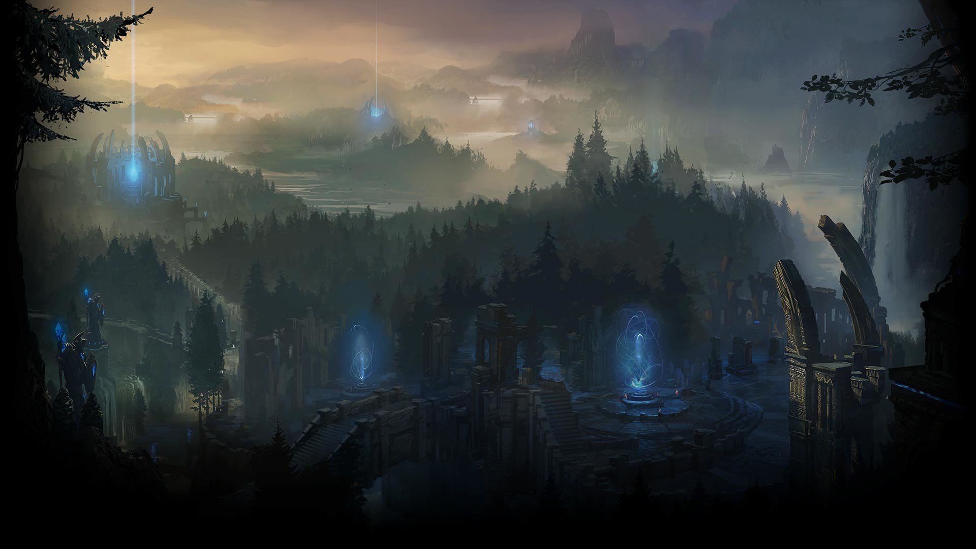 Summoners Rift Wallpaper 82 images 1920x1080