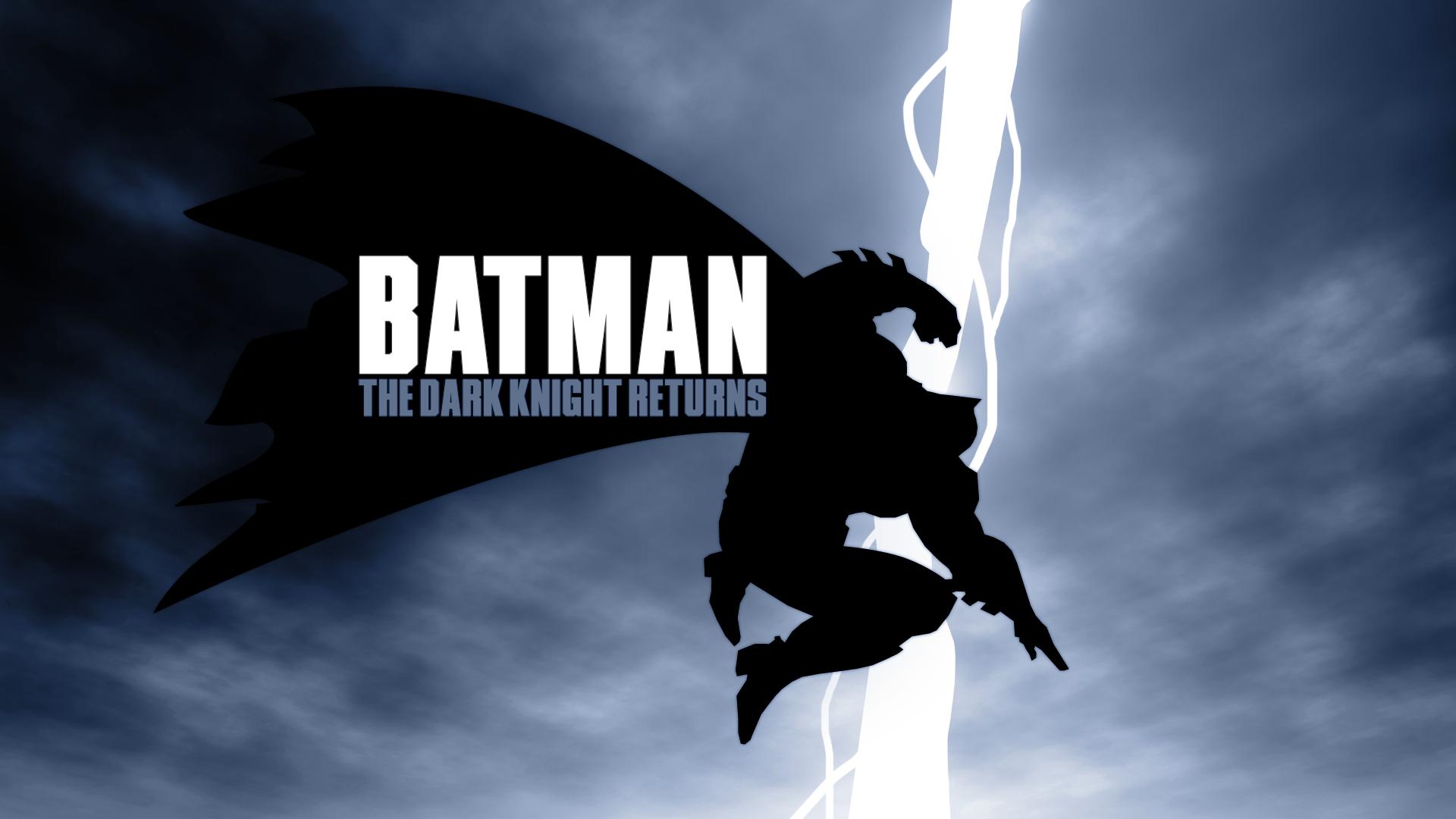 Batman The dark knight returns 1920x1080