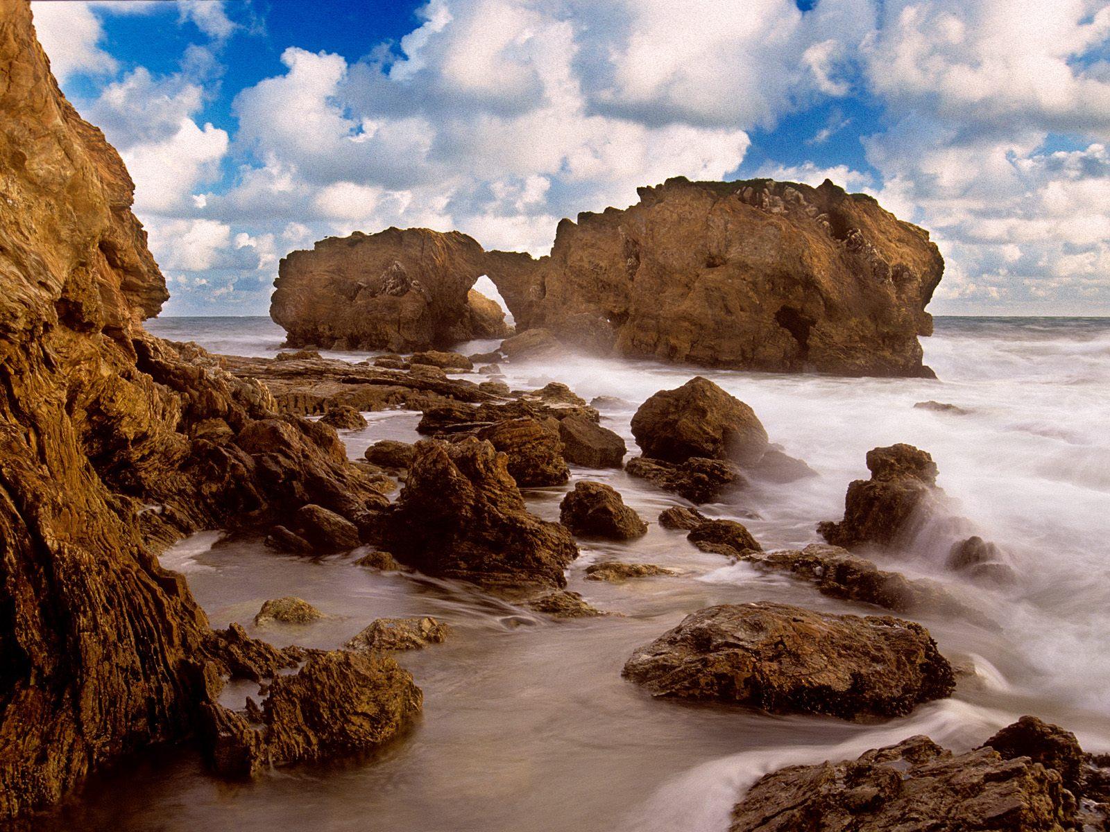 Seascape Corona Del Mar California Wallpaper   HQ Wallpapers 1600x1200