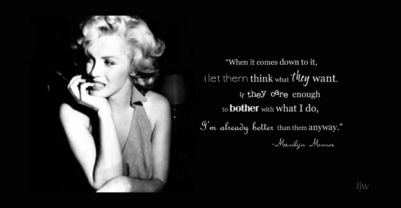 Citaten Marilyn Monroe Movie : Marilyn monroe said quotes marilyn monroe quotes