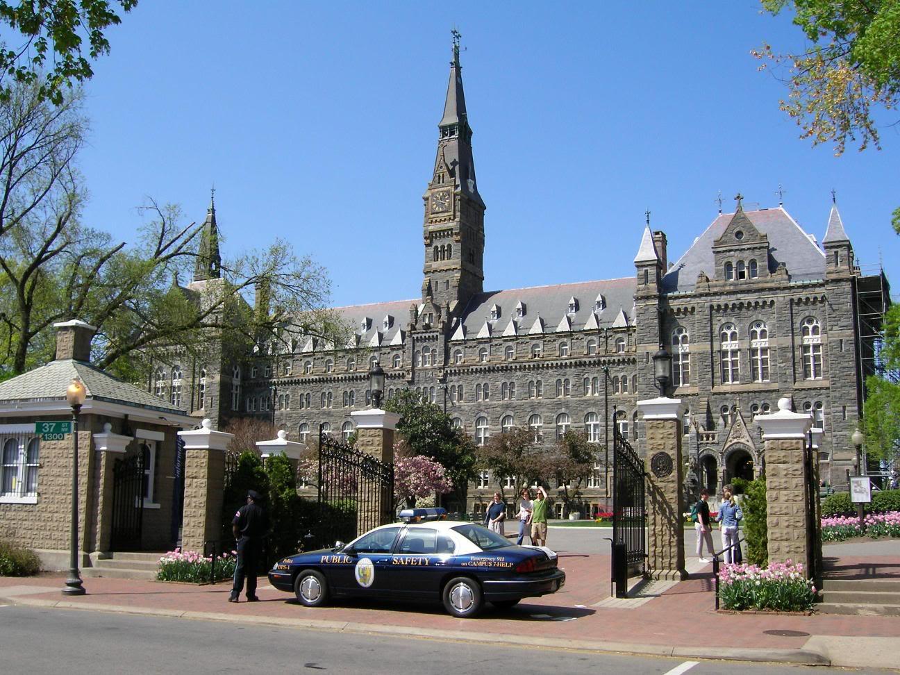 37 Georgetown University Entrance Graphics Code 37 Georgetown 1296x972