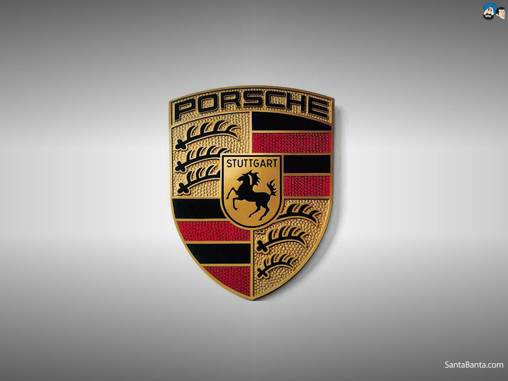 Porsche Logo Wallpaper Widescreen   image 238 1024x768