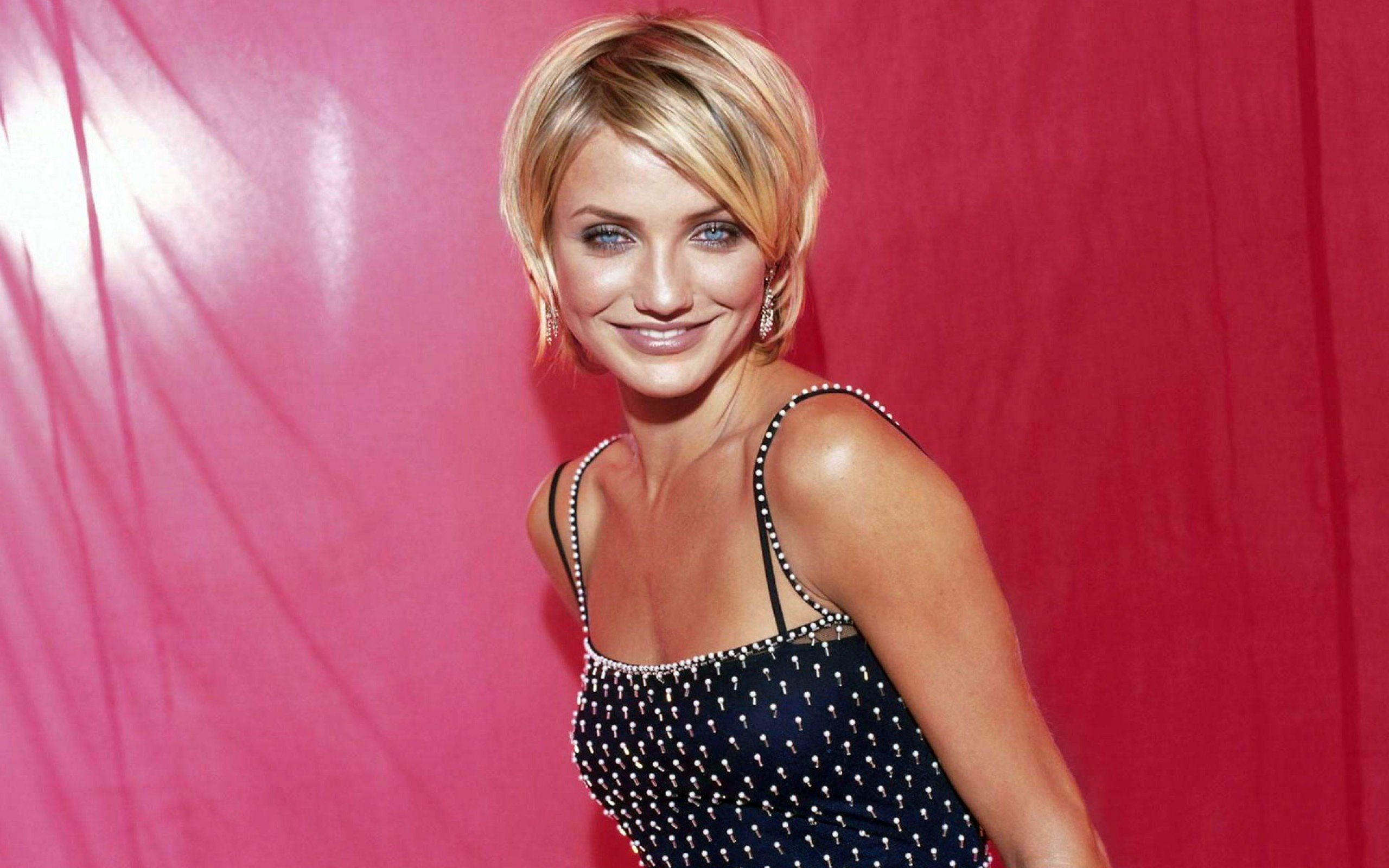 Cameron Diaz 18 Hollywood Actress Wallpapers 2560x1600