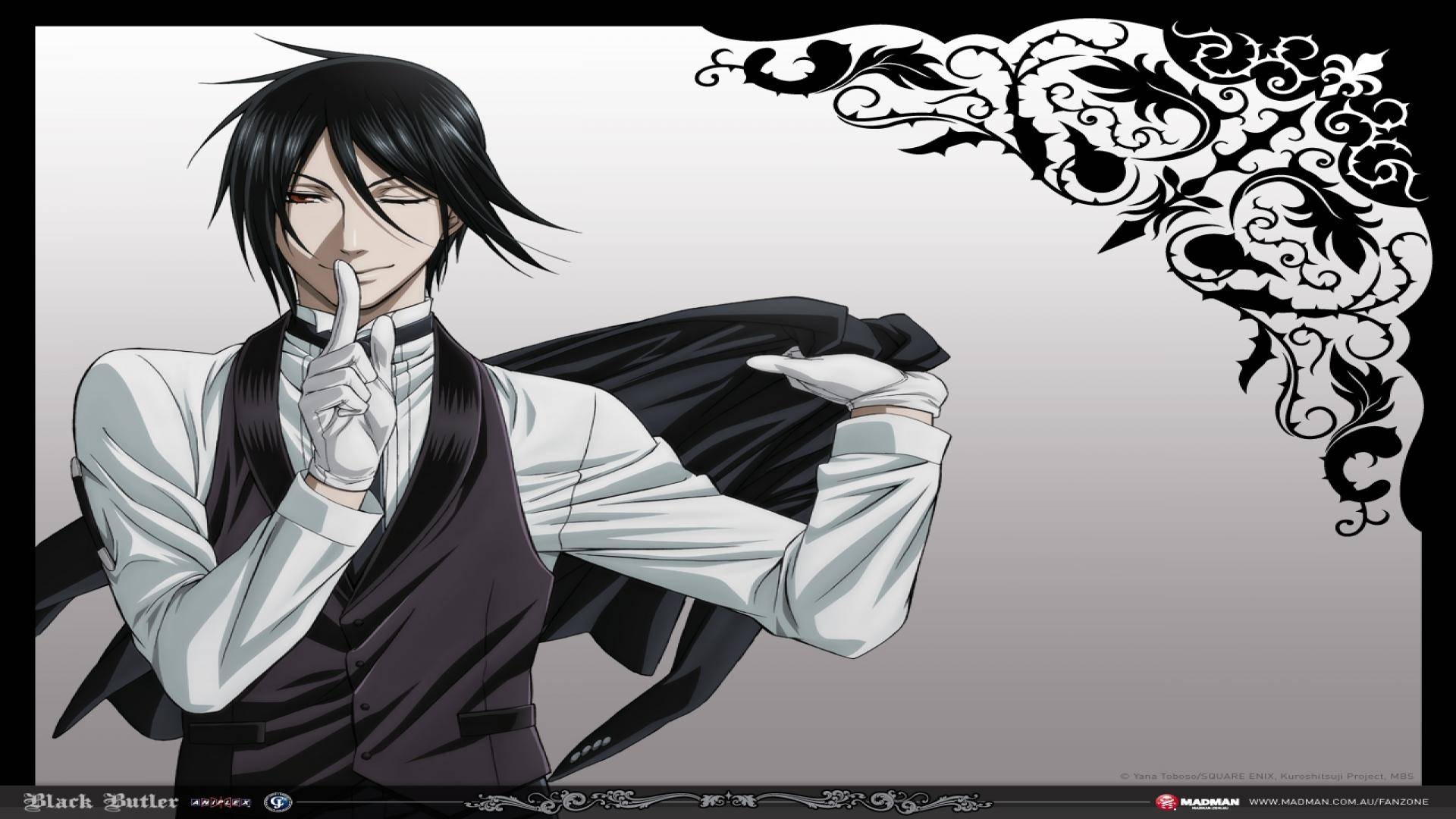 black butler desktop wallpaper wallpapersafari