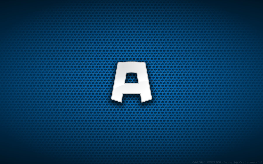 Wallpaper   Captain America Comix A Logo by Kalangozilla on 900x563