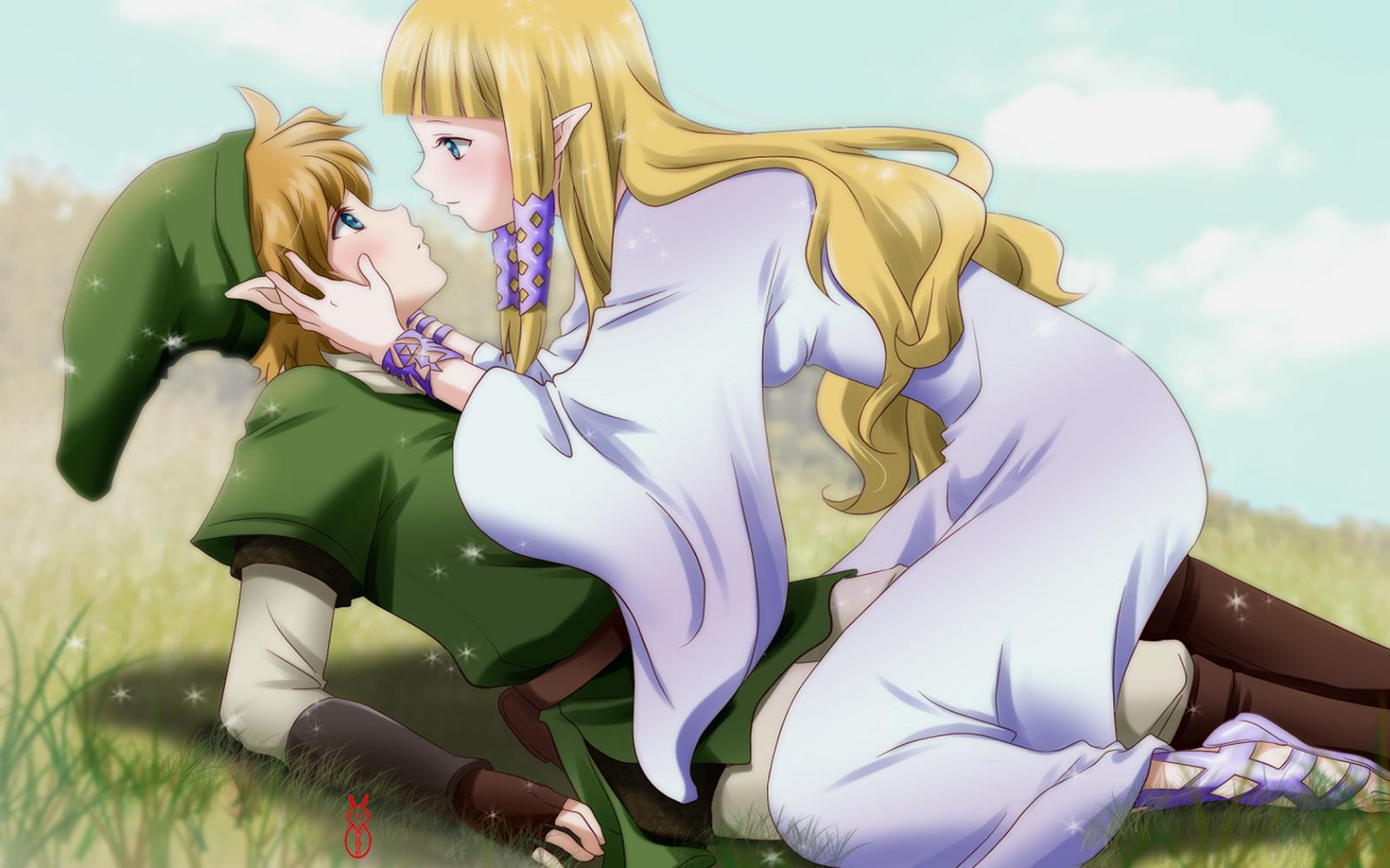 Cute Anime Loving Couple HD Wallpaper Best Love Wallpapers 1600x1000