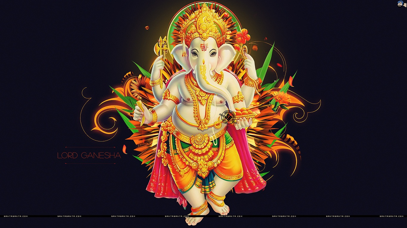 hd wallpapers 1080pgod ganesh hd wallpapers 1080pgod wallpapers god 1366x768