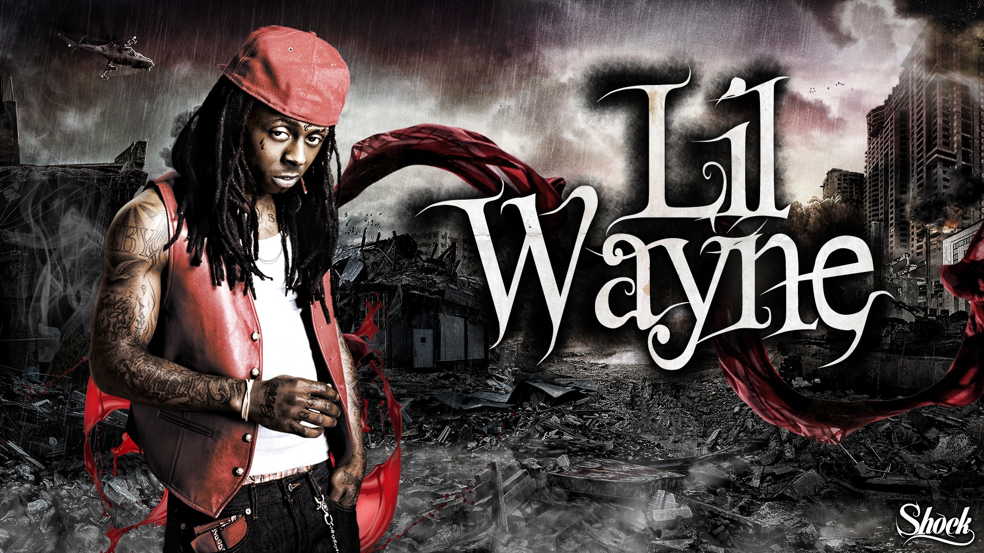 Download Lil Wayne HD 4 background for your phone iPhone android 1920x1080