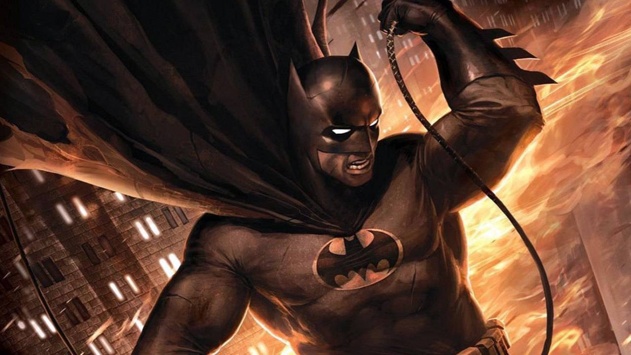 Batman The Dark Knight Returns Part 2 Wallpaper Wallpaper for 1280x720