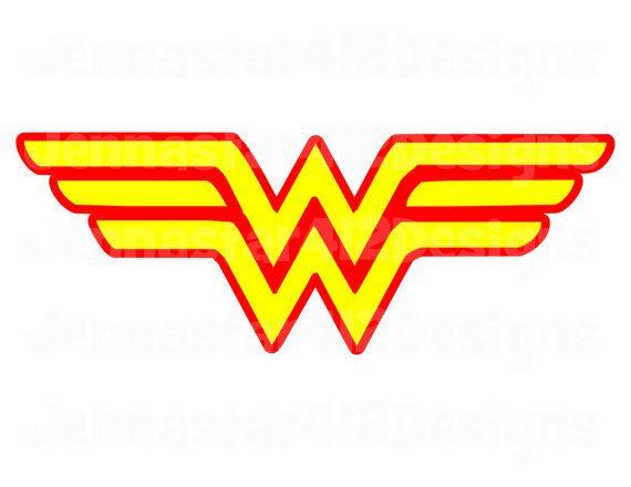 Wallpapers Wonder Woman Logo 570x440