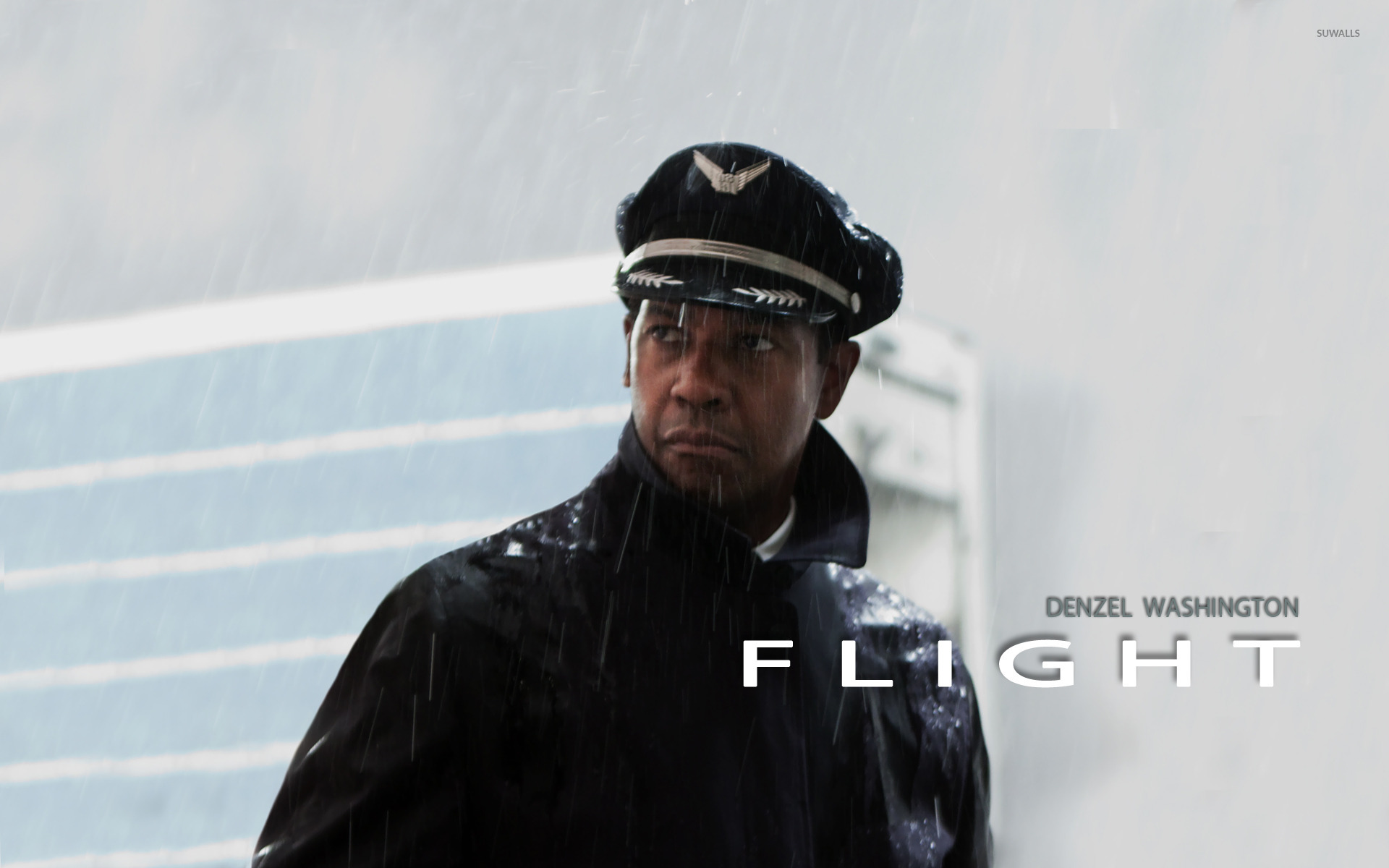 Whip Whitaker   Flight wallpaper   Movie wallpapers   16300 1680x1050