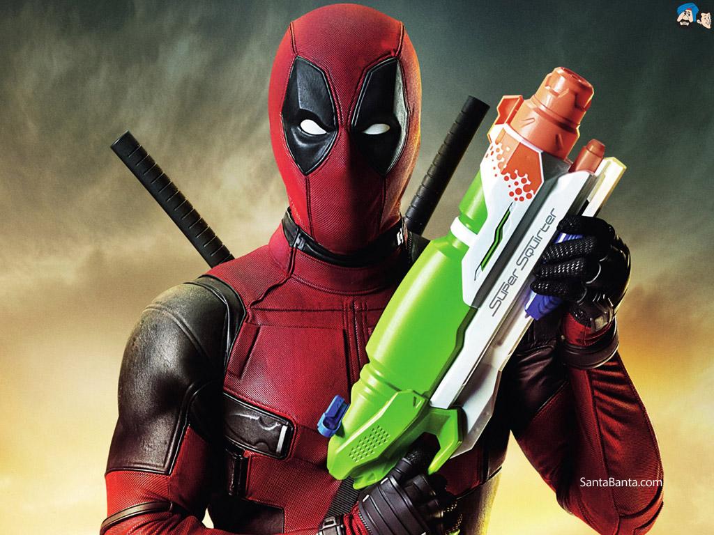 Deadpool Movie Wallpaper 12 1024x768