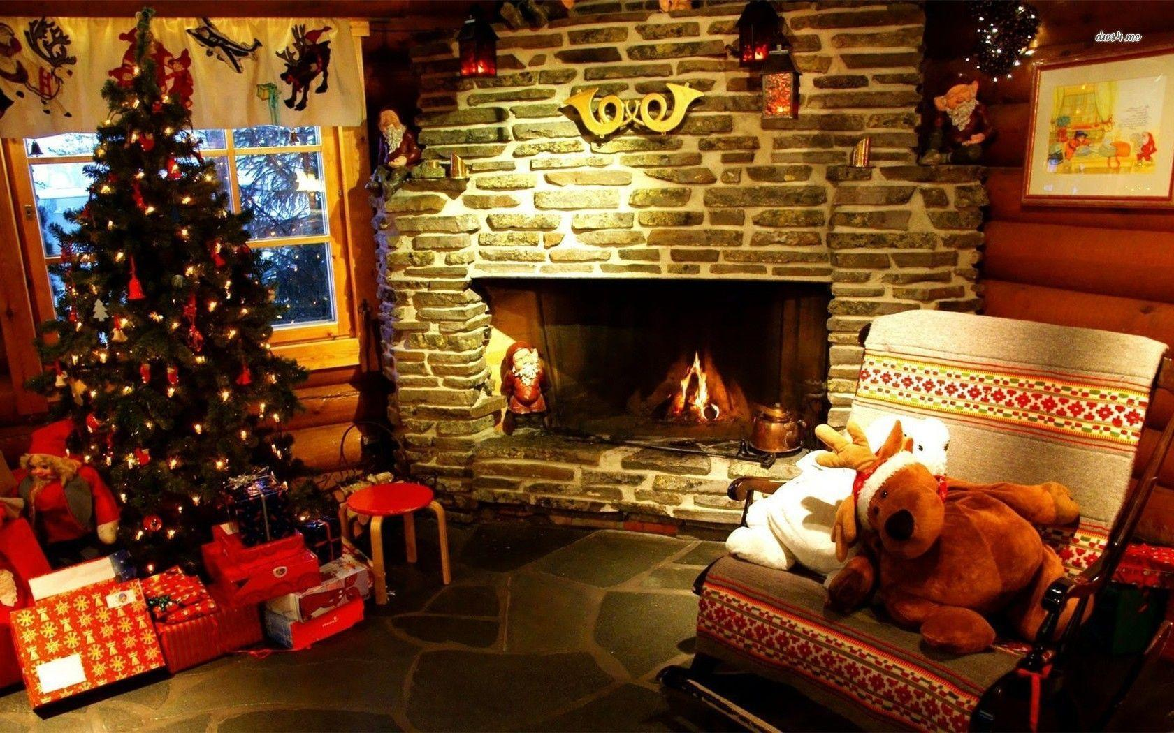 Fireplace Desktop Wallpapers 1680x1050