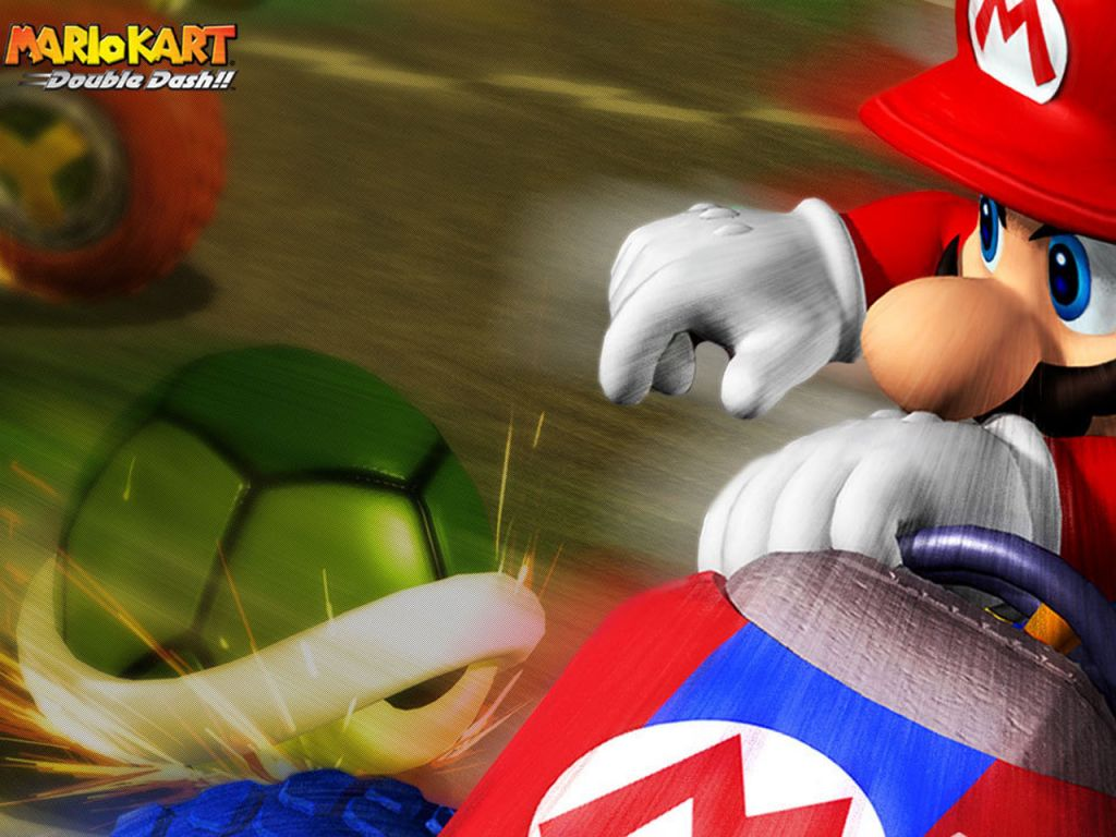 Mario Kart Koopa Troopa Wallpaper 1024×768 - Super Mario ...