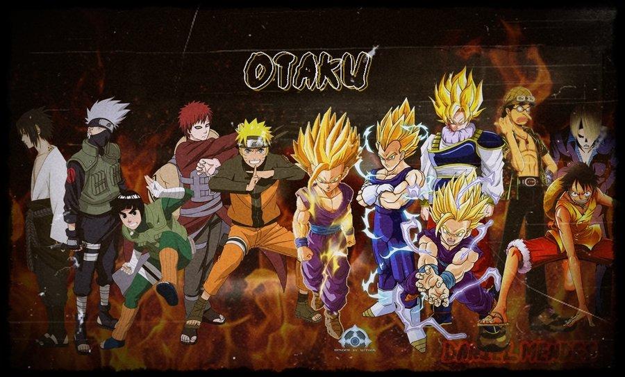 Naruto gohan gaara vegeta goku truks luffy usopp by DanielIdeias on 900x543
