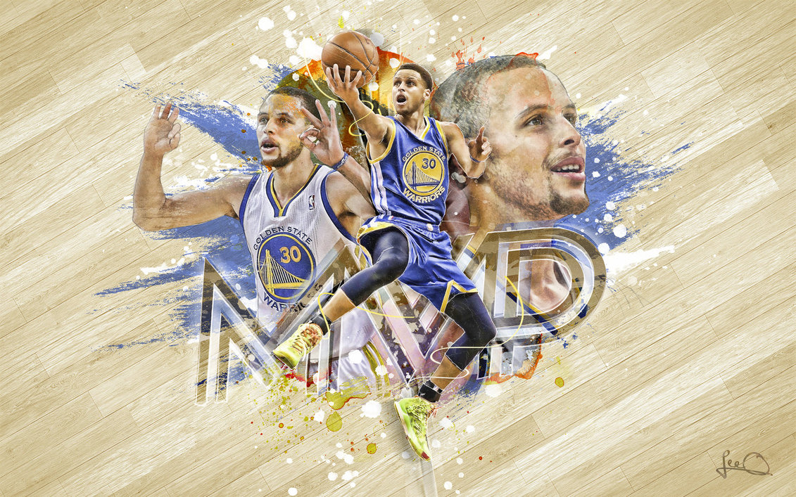 Steph Curry MVP Wallpaper 20 by skythlee 1131x707