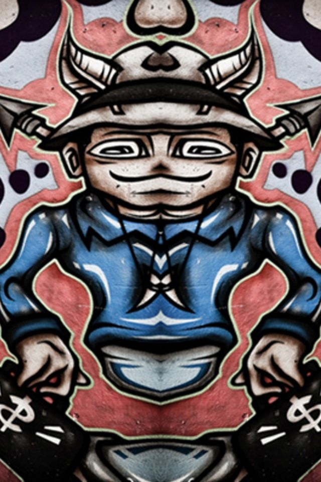 49 Graffiti Wallpaper For Iphone On Wallpapersafari