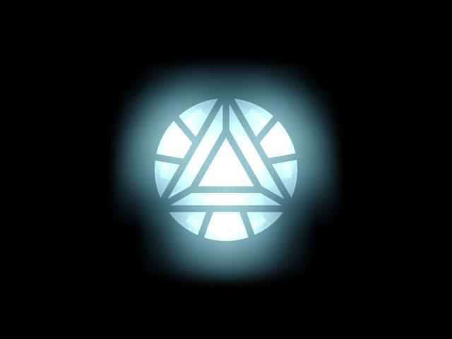 Iron Man Arc Reactor Triangle Wallpaper Vi arc reactor by gaz44 640x480