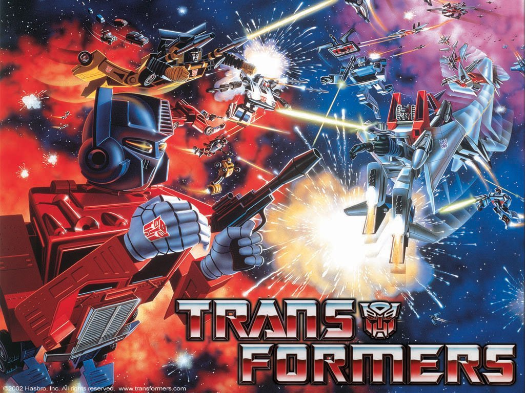 47+] Transformers Cartoon Wallpapers on