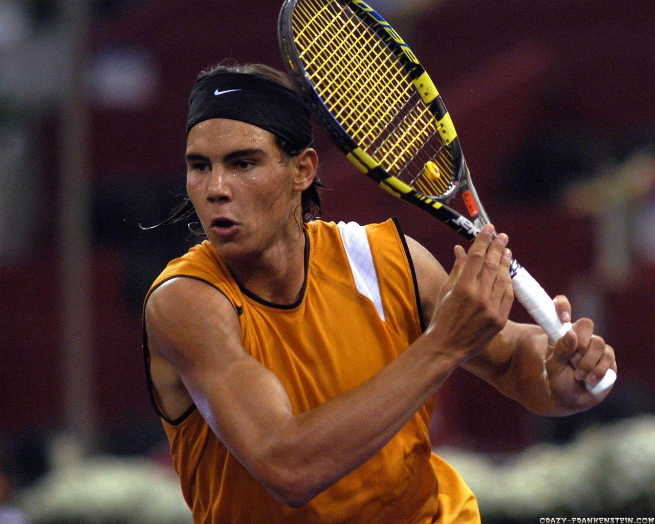 Wallpaper Rafael Nadal Spain   Tennis wallpaper 1280x1024