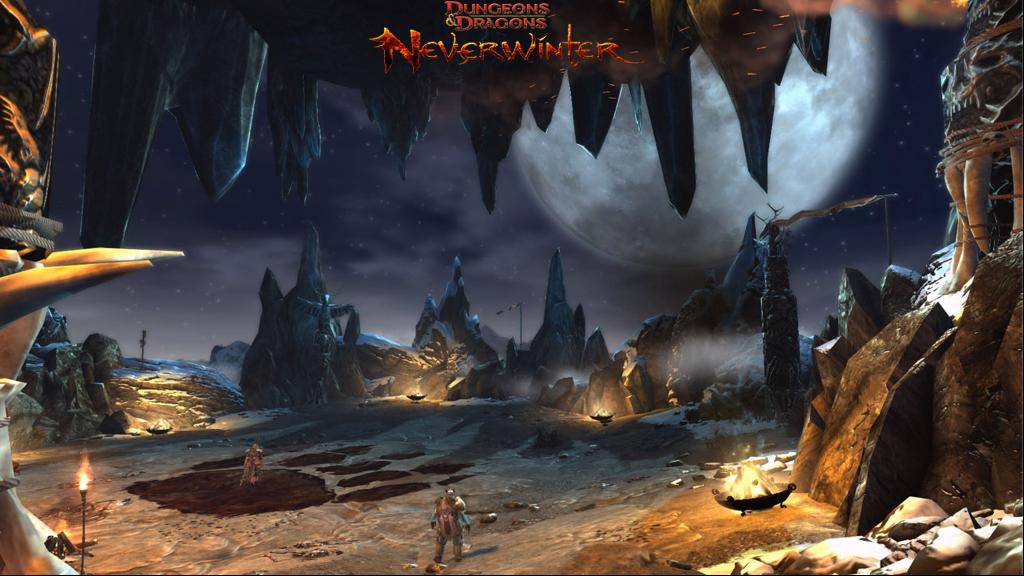 Neverwinter MMO Wallpaper - WallpaperSafari