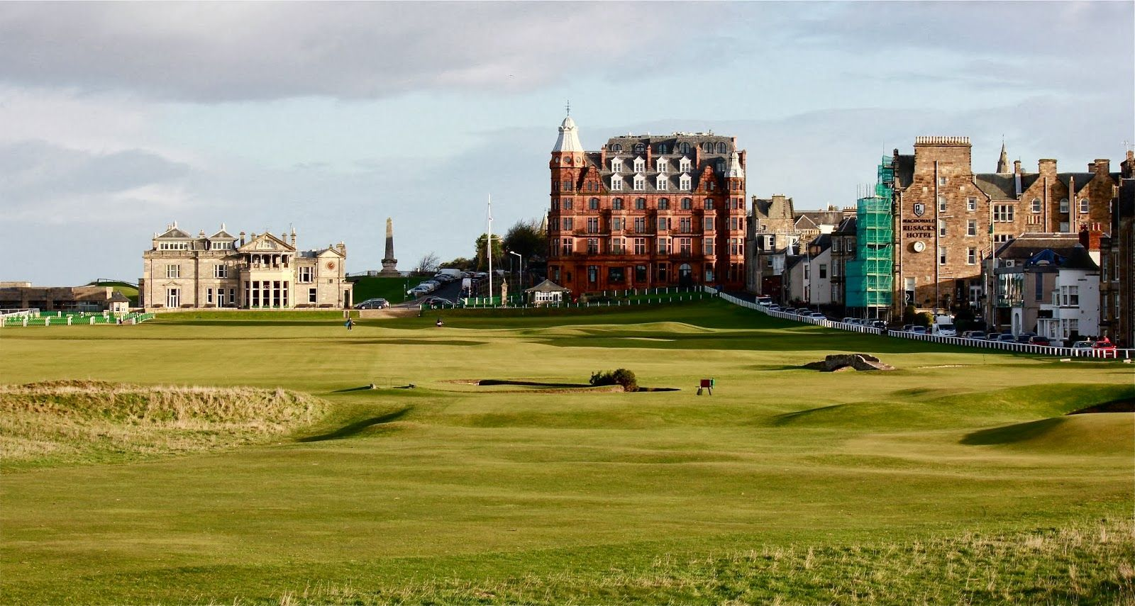 Perfect St Andrews Golf Trip   Old Course At St Andrews 2090484 1600x855