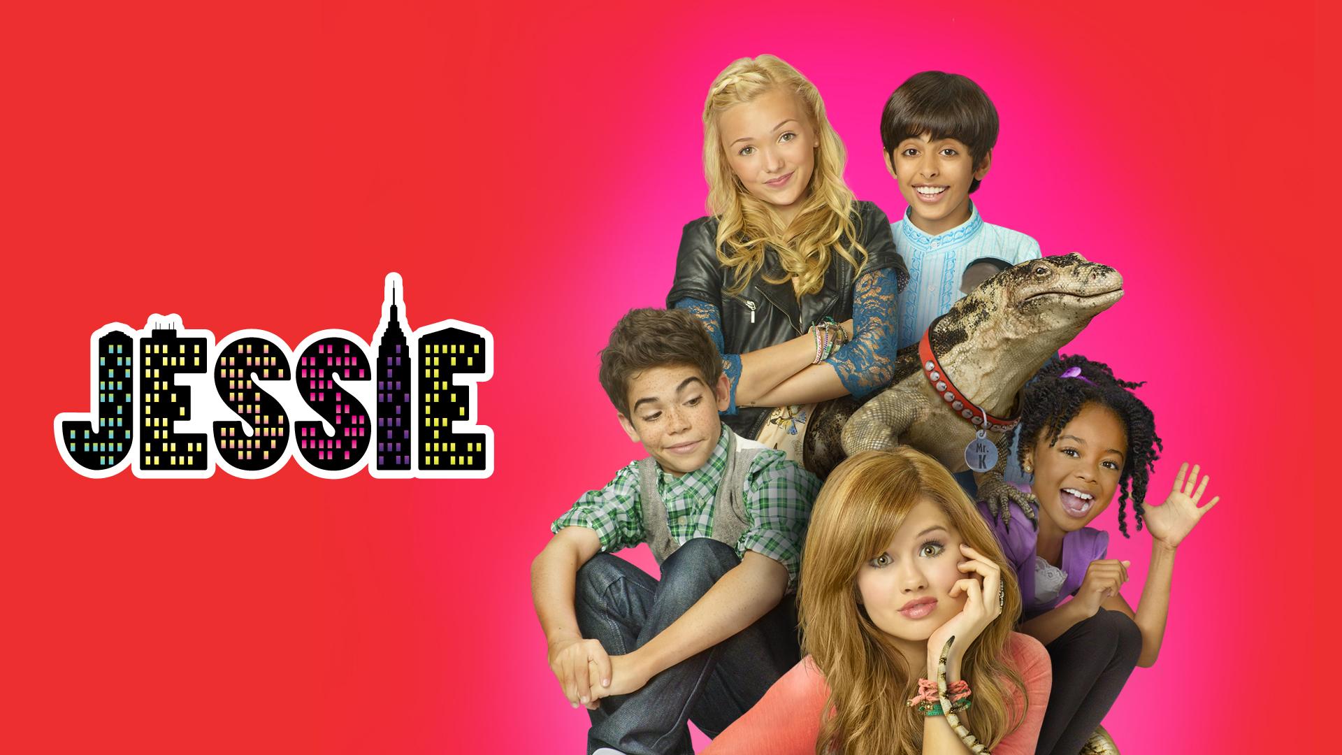 Jessie Disney Channel Logo Logo jessie 1920x1080