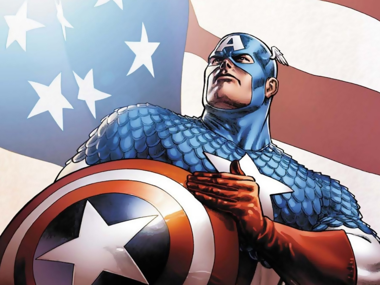 Captain America background image Captain America wallpapers 1280x960