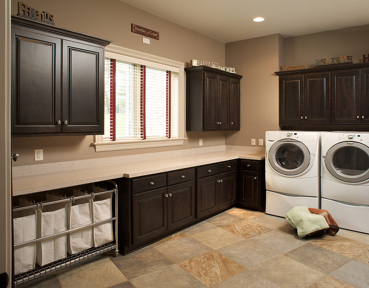 modern laundry room images - 985×768